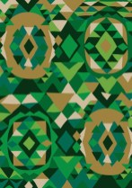 DIPTYQUE HOLIDAY PATTERN GREEN SAPIN DORE FASHIONDAILYMAG