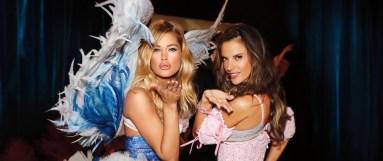 doutzen and alessandra vs calendar girls   fashiondailymag