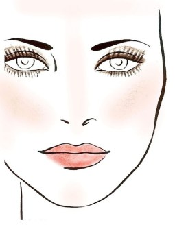 fashion-show look-of-show-victorias-secret look-of-show make up