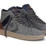 ConverseXSaintAlfred grey sneakers