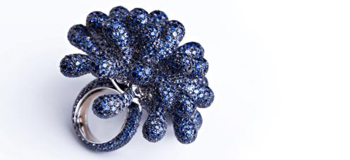cantamessa blue ring | FashionDailyMag