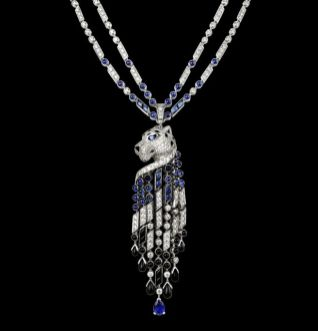 panthere de cartier necklace | cartier in FashionDailyMag gift guide