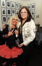 Betsey Johnson and Fern Mallis fashion icons 3