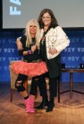 Betsey Johnson and Fern Mallis fashion icons 4