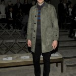 GREG JAMES winter 2013 menswear show