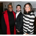 Geoffrey Banks, Marc Jacobs, and Fern Mallis Fashion Icons