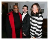 Geoffrey Banks, Marc Jacobs, and Fern Mallis Fashion Icons