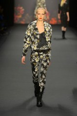 Lena Hoschek Show - Mercedes-Benz Fashion Week Autumn/Winter 2013/14