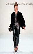 Miranda Konstantinidou Show - Mercedes-Benz Fashion Week Autumn/Winter 2013/14