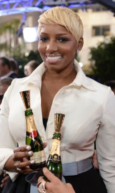 Nene Leakes - Toast4aCause with Moet & Chandon - Golden Globes 2