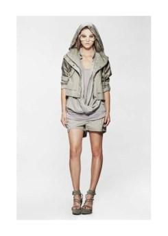 Nicholas K Spring Summer 2013 Miro Short fashiondailymag lookbook selects