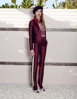 Noon by Noor Prefall 2013 fashiondailymag look 13