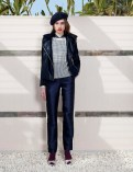 Noon by Noor Prefall 2013 fashiondailymag look 2