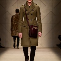 another LOOK: BURBERRY PRORSUM menswear classics aw13