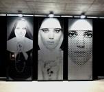 Karl Lagerfeld Fire Etchings Freja Beha Erichsen Portrait fashiondailymag 4