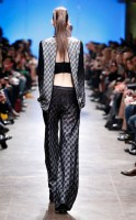 MISSONI fall 2013 MFW FashionDailyMag sel 8 back