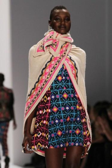 Mara Hoffman fashion show Fall 2013 FashionDailyMag sel 1 ph Nannette Leigh
