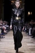 BALMAIN FW13 PFW FashionDailyMag sel black