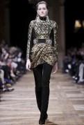 BALMAIN FW13 PFW FashionDailyMag sel gold 1