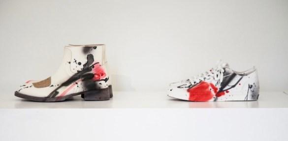 Mihara Yasuhiro pop up store paris FashionDailyMag sel 1