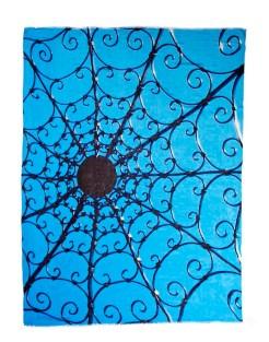 Sheila Johnson Spring 2013 Cerulean Sky fashiondailymag 1