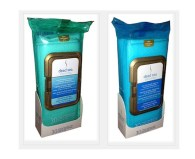 dead sea elements face exfoliating wipes spring beauty fashiondailymag