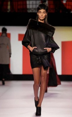 joan smalls Jean Paul Gaultier fall 2013 FashionDailyMag sel 20