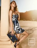 Herve Leger by Maz Azria SS13 Ad Campaign fashiondailymag 2