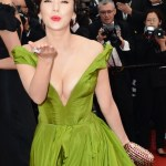 Zhang Yuqi cannes film festival 2 on FashionDailyMag