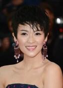 Zhang Ziyi portrait cannes film festival