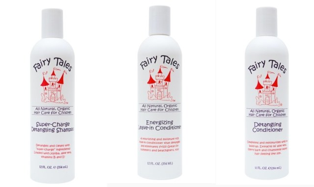 fairy tales organic hair care | FashionDailyMag