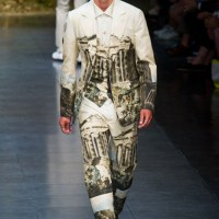 Dolce Gabbana Menswear spring 2014