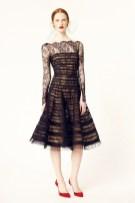 Oscar de la Renta Resort 2014 fashiondailymag selects 4