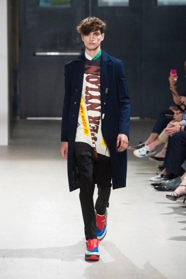 RAF SIMONS menswear spring 2014 fashiondailymag sel 29