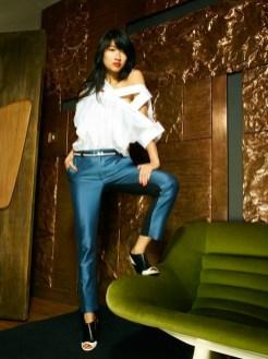 Roland Mouret Resort 2014 fashiondailymag selects 3