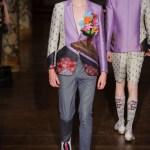 WALTER VAN BEIRENDONCK menswear spring 2014 fashiondailymag sel 7