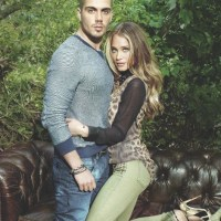 Buffalo jeans featuring Max George with Hannah Davis