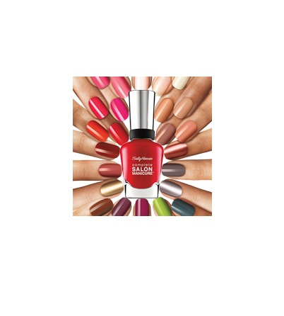 SALLY HANSEN NAIL COLOR fashiondailymag summer colors