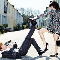 He Says, She Says: Jena Malone + Sam Claflin