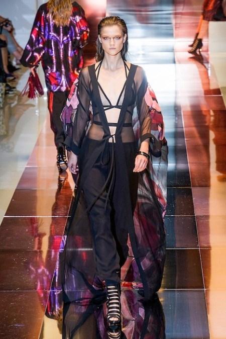 GUCCI Spring 2014 fashiondailymag sel 30