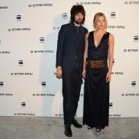 G-STAR RAW Celebrates with Sergio Pizzorno performance