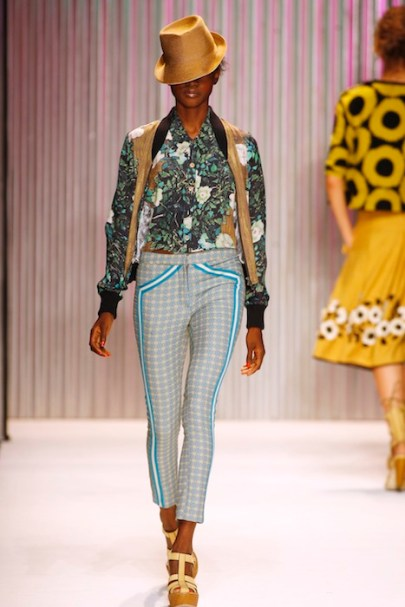 tracy reese Spring/Summer 2014 Runway Collection 30