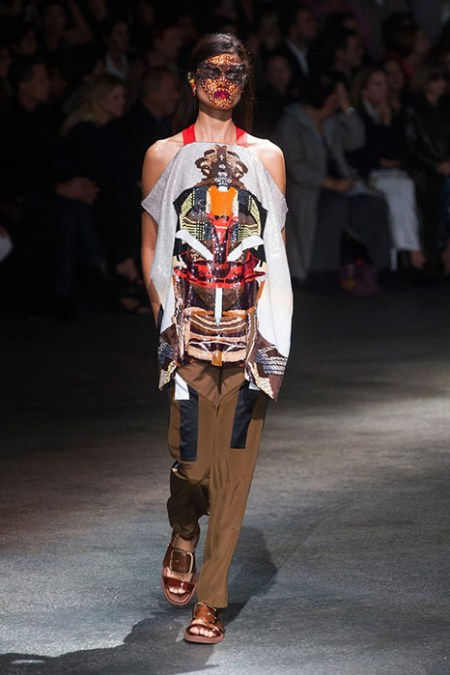 Givenchy spring 2014 FashionDailyMag sel 6