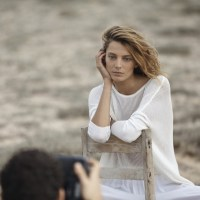 Daria Werbowy named new face of MANGO