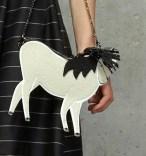 alice olivia prefall 2014 FashionDailyMag sel 4 horse