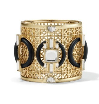 lia sophia ÉCLECTIQUE STRETCH CUFF fashiondailymag guide to jewelry holiday 2013