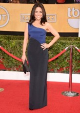 Julia Louis-Dreyfus at SAG AWARDS fashiondailymag