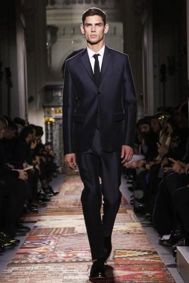 VALENTINO Menswear Fall 2014 fashiondailymag sel 12