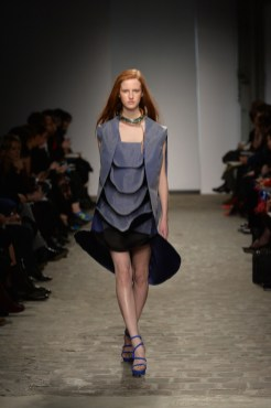VIONNET Couture Spring 2014 fashiondailymag sel 7