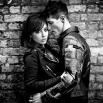 DIESEL Leather Shoot Daisy Lowe and Aaron Vernon fashiondailymag sel 6